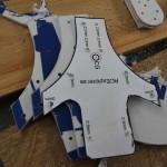 Tricopter – partie 1 – découpe de la structure