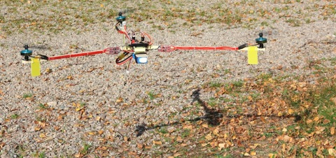 Tricopter (introduction)