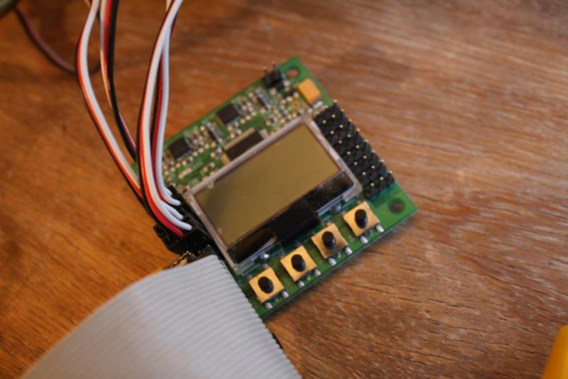 KK 2.0 avec une nappe IDE
