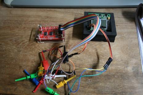 USB ISP – mise à jour des firmwares –  enfin!