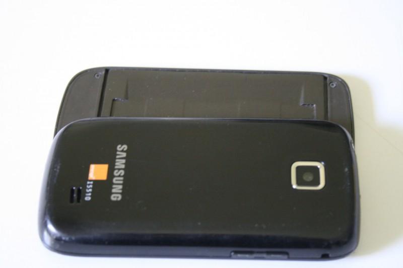 Samsung 551 avant démontage