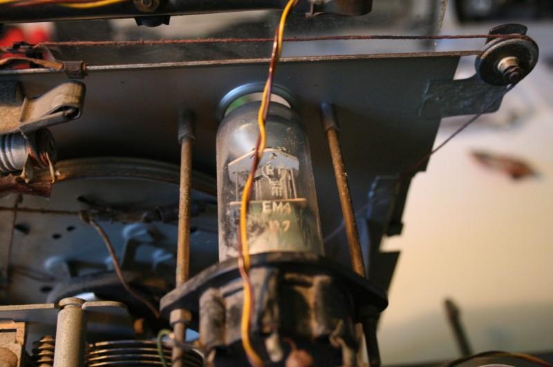 Ampoule signalant la qualité du signal