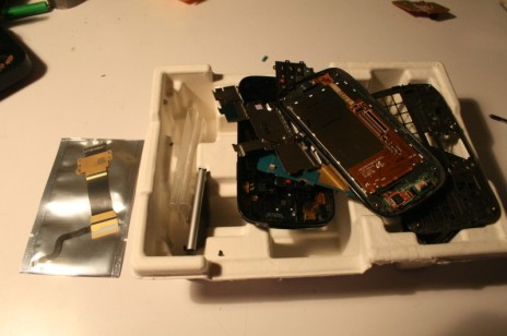 Réparation Samsung Galaxy 551
