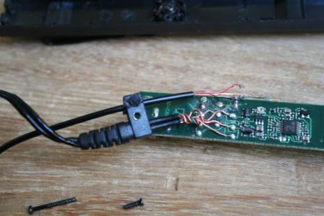 Réparation écouteurs Sennheiser NoiseGard Advance