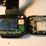 Démontage montre GPS : Geonaute KeyMaze 500