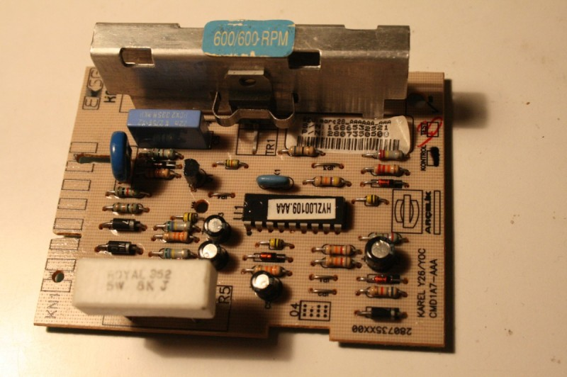 Carte électronique (ultra basique)