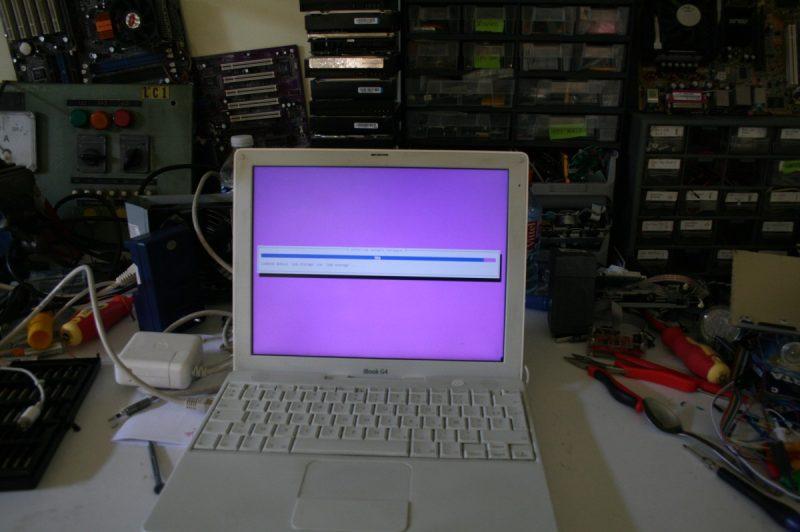Installation de Linux à partir d'un CD et du réseau