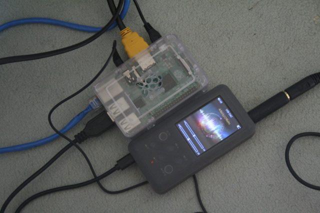 Streaming Hifi avec raspberry pi et volumio