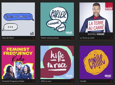 La mode des podcasts, version 2020