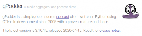 La mode des podcasts, version 2020